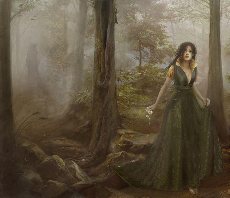 Path of Petals by *enayla (Linda Bergkvist) on deviantART