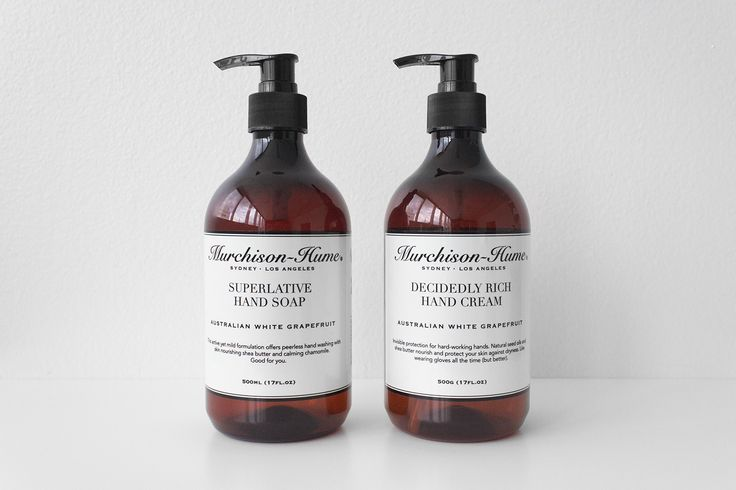 Murchison-Hume hand cream Australian white grapefruit