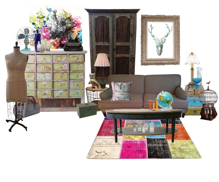 What my chairish.com room could look like #Chairish https://www.chairish.com/collection/vintage-furniture