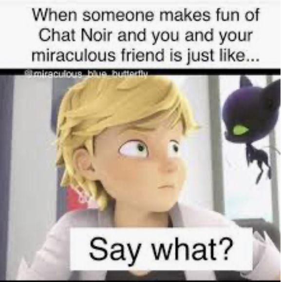 This Ma Baby And Ain T Nobody Finna Touch Em Miraculous Ladybug Funny Miraculous Ladybug Anime Miraculous Ladybug Memes