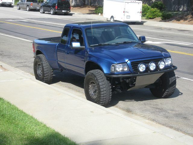 2009 4x4 Ranger Prerunner - The Ranger Station Forums