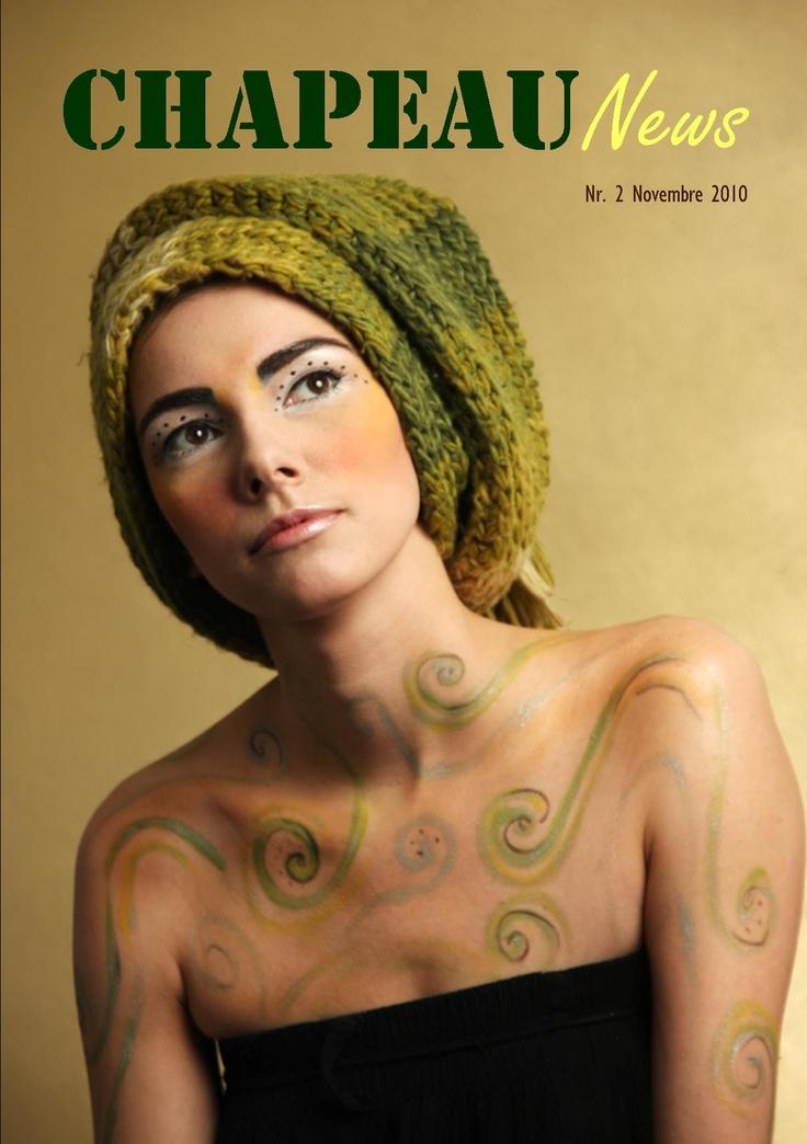 Free Online Magazine, italian language.  Magazine su creatività e lifestyle gratuito, online in italiano www.chapeaunews.com
