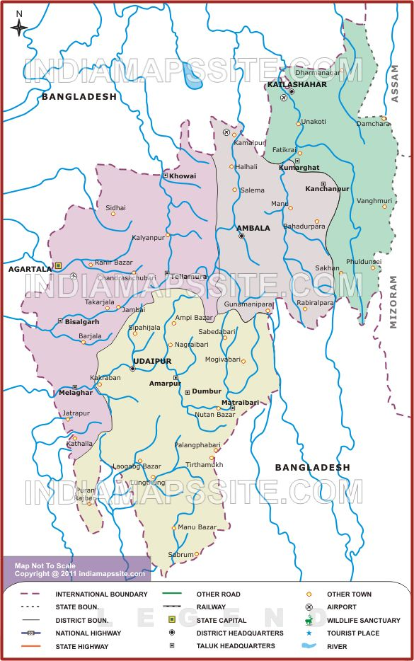 river map of Tripura Yahoo India Image Search results