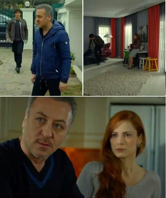 Yaman: Uncle Selim.... Thank you Selim: You have to decide now Yaman, you are here or there...you have to decide! I can't keep you here by force. If you want to go the door is opened. If you want to stay and be a part of this family, you have to wring completely all the bounds with tozludere. Think properly and decide. * * * Selim - Ender in the kitchen Ender: My love...you're very tired, right?  Selim: Look at the point where we came.Look at the point where we came. Whatever you say you're…