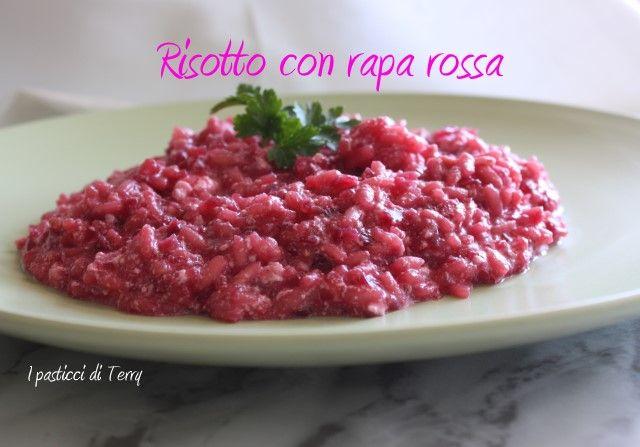 Lo vuoi un piatto senza glutine e a basso regime di lattosio? Eccolo: Risotto con rapa rossa e ricotta di capra. http://www.ipasticciditerry.com/risotto-rapa-rossa-ricotta-capra/