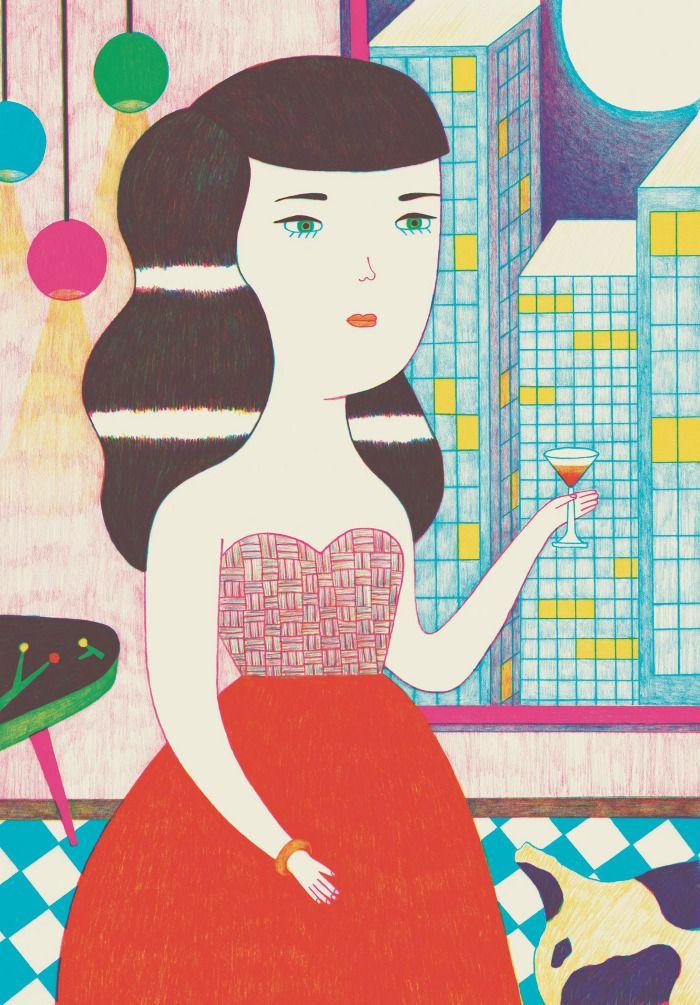 Ana Albero Illustration