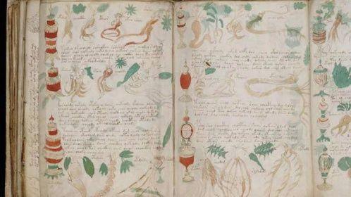 Vědcům se podařilo o kousek poodhalit záhadu jednoho z nejtajemnějších rukopisů…