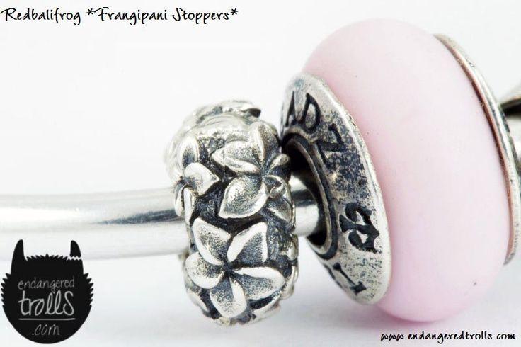 Redbalifrog Frangipani Stoppers