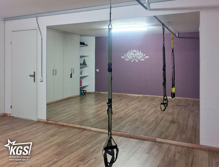 Spiegel Fitnessraum 21 besten spiegelwände bilder auf dachgeschosse