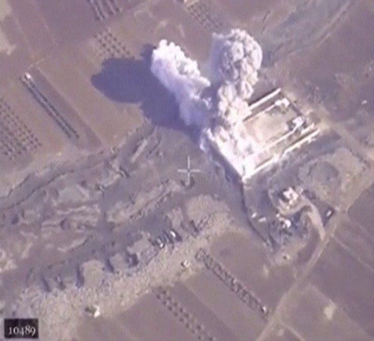 Vladimir Putin orders military to destroy Daesh forces threatening Russia in Syria
