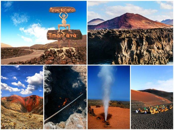 Lanzarote landscape #Lanzarote #anotherplanet