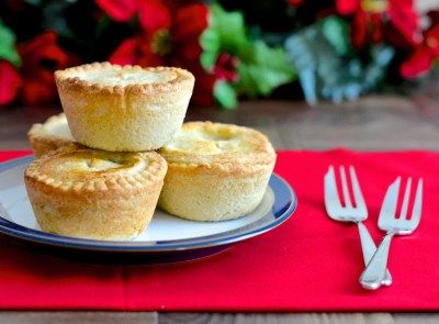 Almond Pastry Deep-Filled Mince Pies