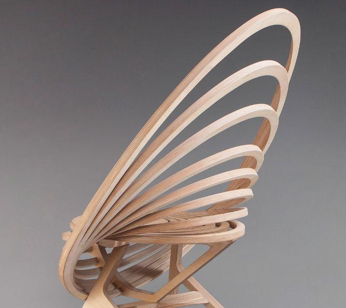 результат может стулья и кресла из фанеры фото трудной