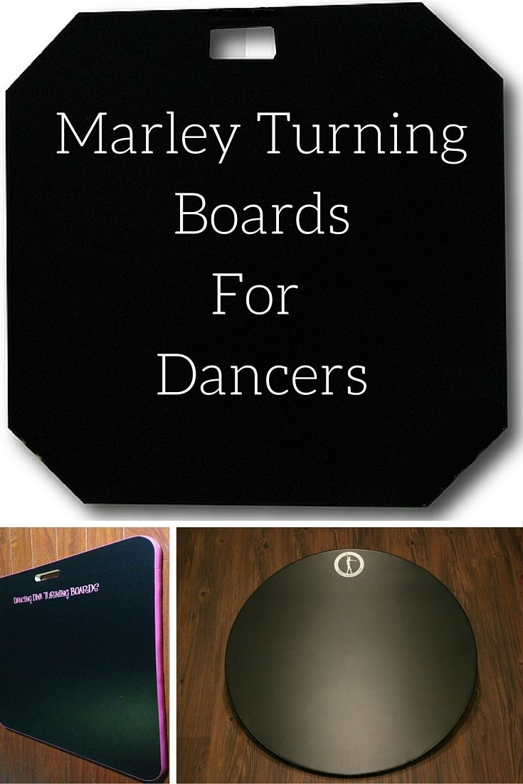 Marley Turning Boards For Dancers - I need this!!!