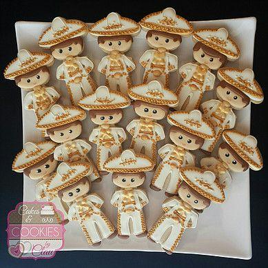 Mariachi Charro Boy Cookies Mexican Independence Day Cookies, Cinco De Mayo Cookies