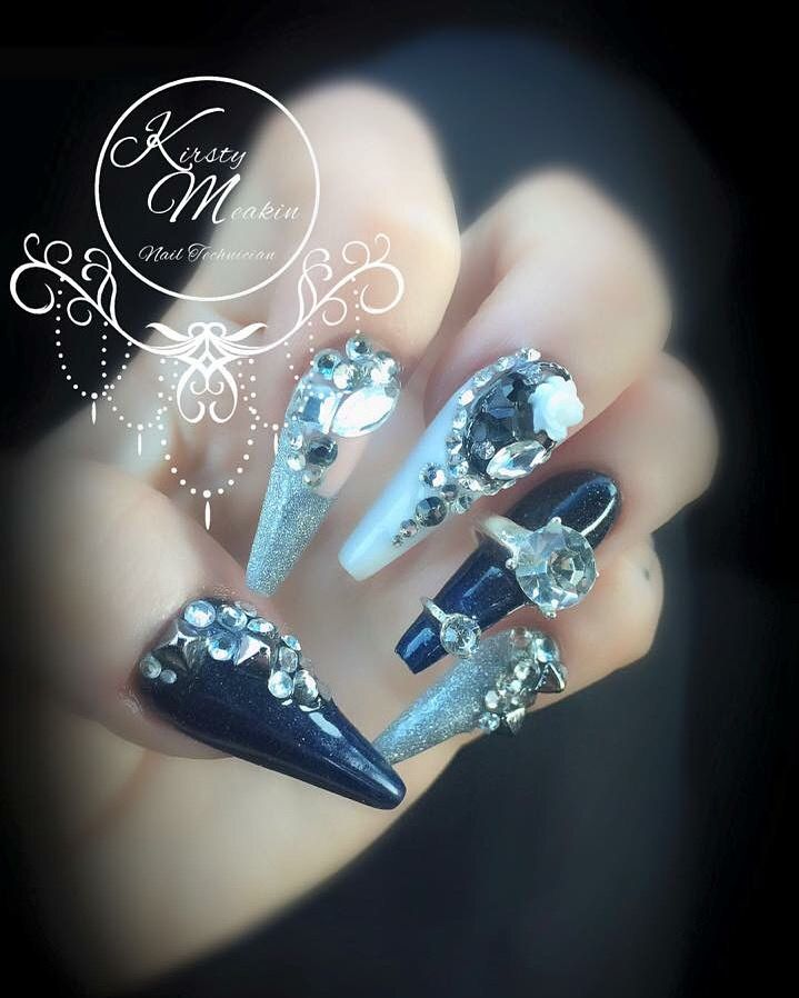 Kirsty Meakin Nail Art: 82 Best Kirsty Meakin Nails Images On Pinterest