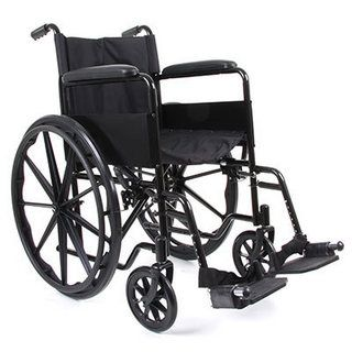 CareCo Viper Self Propelled Wheelchair, get this excellent and versatile exclusively from CareCo at an unbelievable £69.99!
