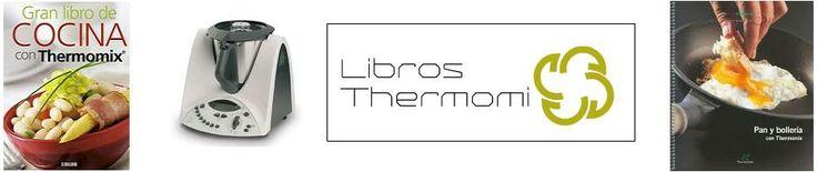 | Libros y Recetas gratis para la Thermomix