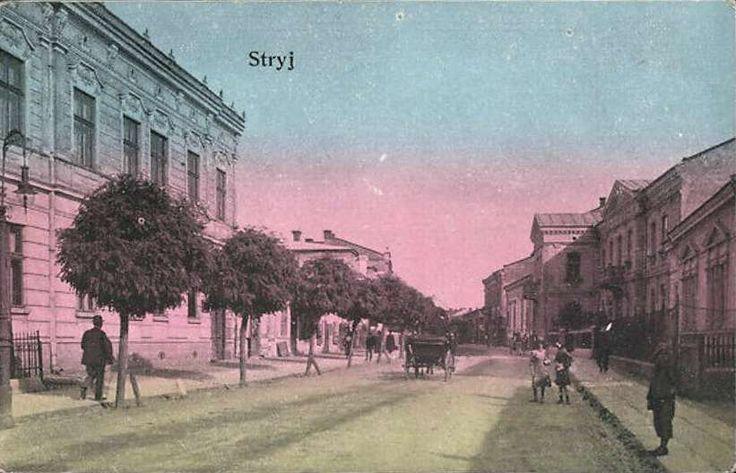 Stryj, ul. Sobieskiego