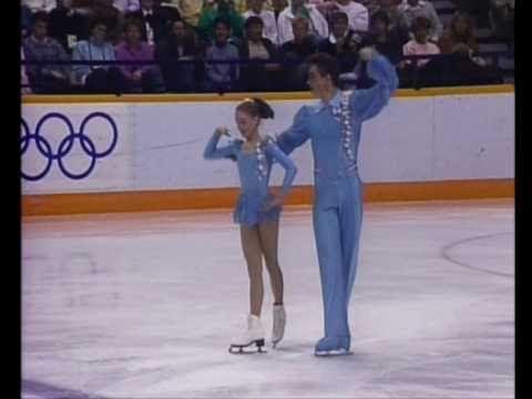 Gordeeva & Grinkov - 1988 Olympics LP - Classical Medley