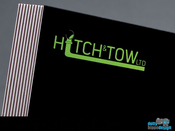 Logo design for Hitch & Tow Ltd
