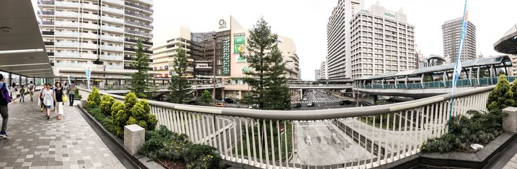 This is where I go when I need a breath of fresh air..Amagasaki, Hyogo Pref Japan. Q's Mall 😊