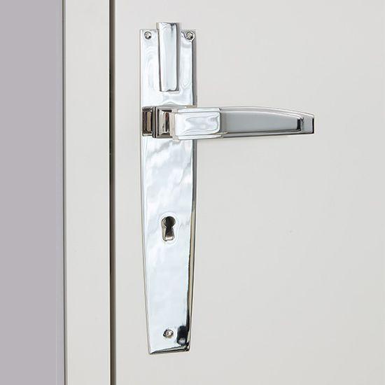 KLAMKI - WiKLAMKI door know handle metal wood design interior home house white inspiration architecture rchomski - Rezydencje Wirchomski – Rezydencje