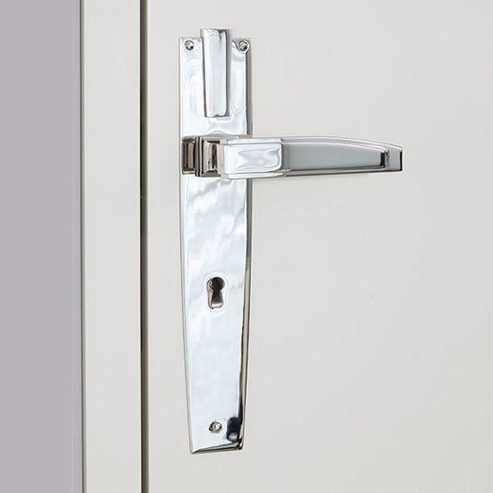 KLAMKI - WiKLAMKI door know handle metal wood design interior home house white inspiration architecture rchomski - Rezydencje Wirchomski – Rezydencje