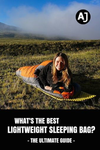 Find out what's the Best Lightweight Sleeping Bag with this complete gear guide. Get what you need and find the best lightweight gear for your budget.