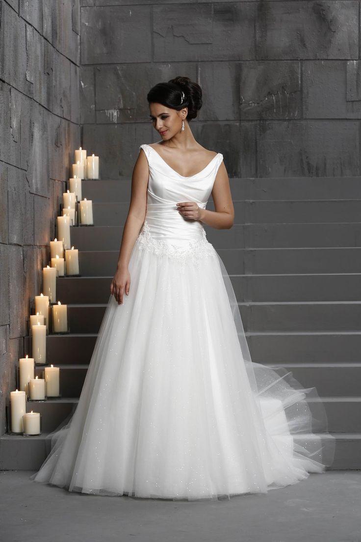 D'Zage #Bridal Style D31452
