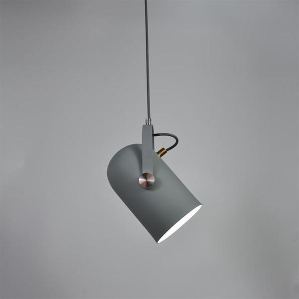 Modern Nordic Angled Drop Light Warmly Hanging Lights Drop Lights Small Pendant Lights
