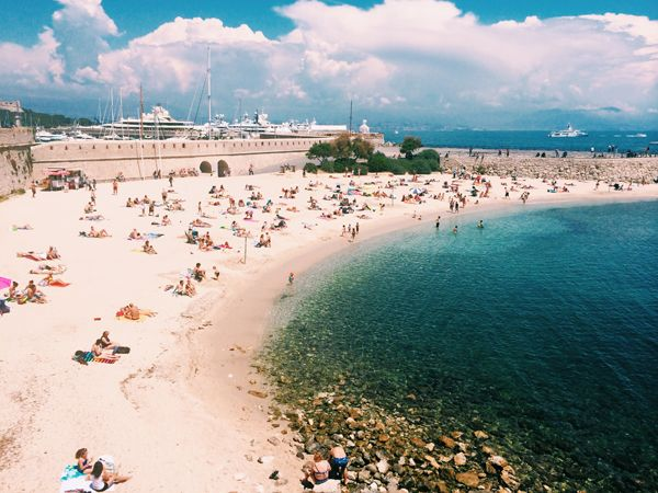 Juan les Pins, Antibes, France.  the transcontinental affair: I heart Antibes.