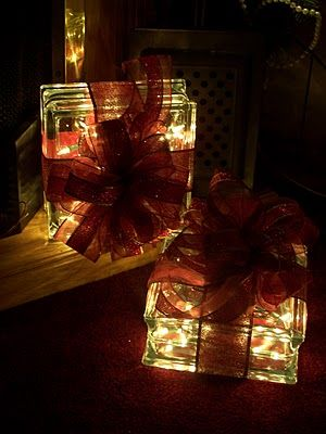 Interesting lighted gifts
