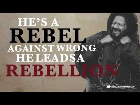 I am Barabbas.