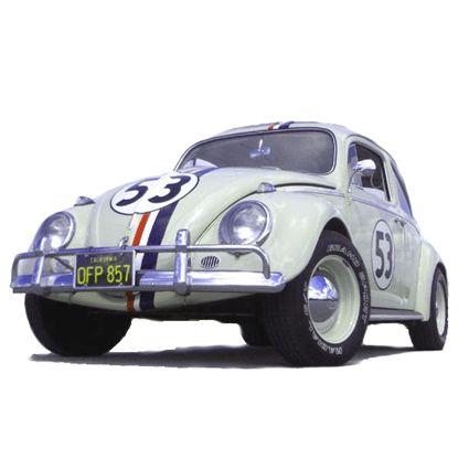 VW Herbie sticker set - Stickythings.nl  #volkswagen #auto #sticker