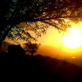 Sunset De doorns