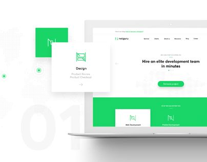 "Check out this @Behance project: ""Netguru Redesign (Live!)"" https://www.behance.net/gallery/45785567/Netguru-Redesign-(Live)"