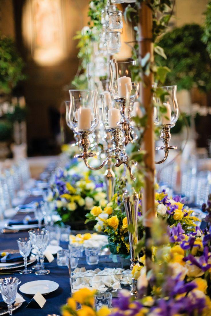 every last detail | wedding inspiration | the table | reception | extravagant wedding decor | rich colors | tablescape | centerpieces