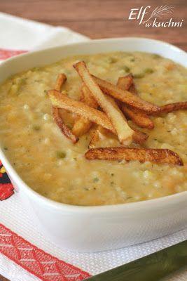 Elf w kuchni !: Sopa De Mani - Boliwijska zupa orzeszkowa