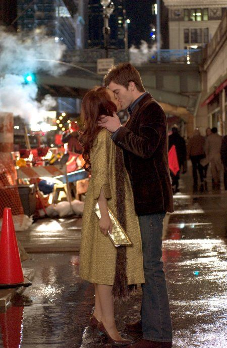 Still of Lindsay Lohan and Chris Pine in Just My Luck