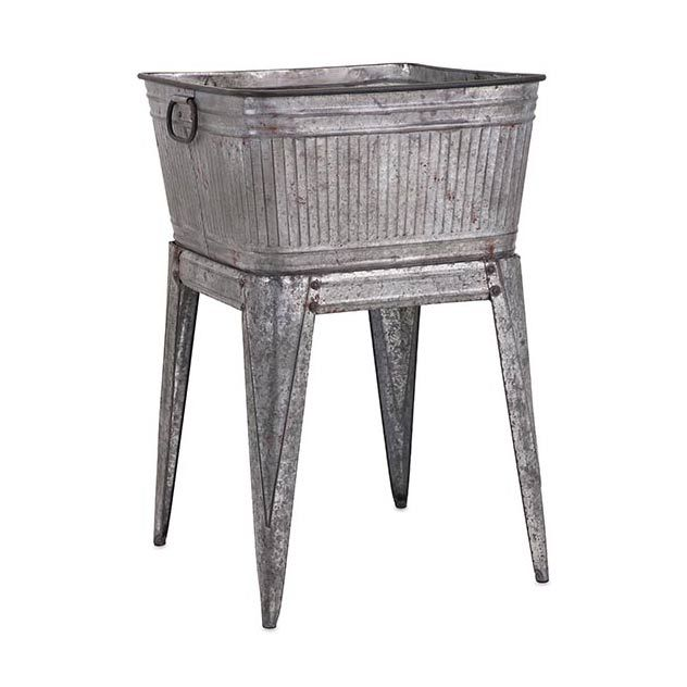 Wonderful Looking To Inject A Little Greenery Alongside Style? Then The Fill The Tub  Plant Stand