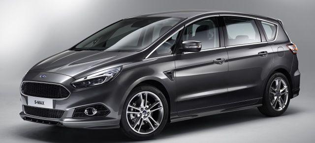 Bestellfreigabe: Das kostet der neue Ford S-Max