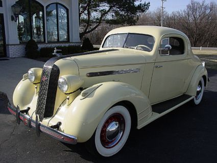 1935 pontiac eight sport coupe world of wheels pinterest for 1935 pontiac 3 window coupe