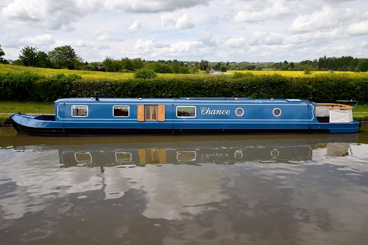 Chance - 2011 MGM 58ft Cruiser stern narrowboat - Rugby Boats