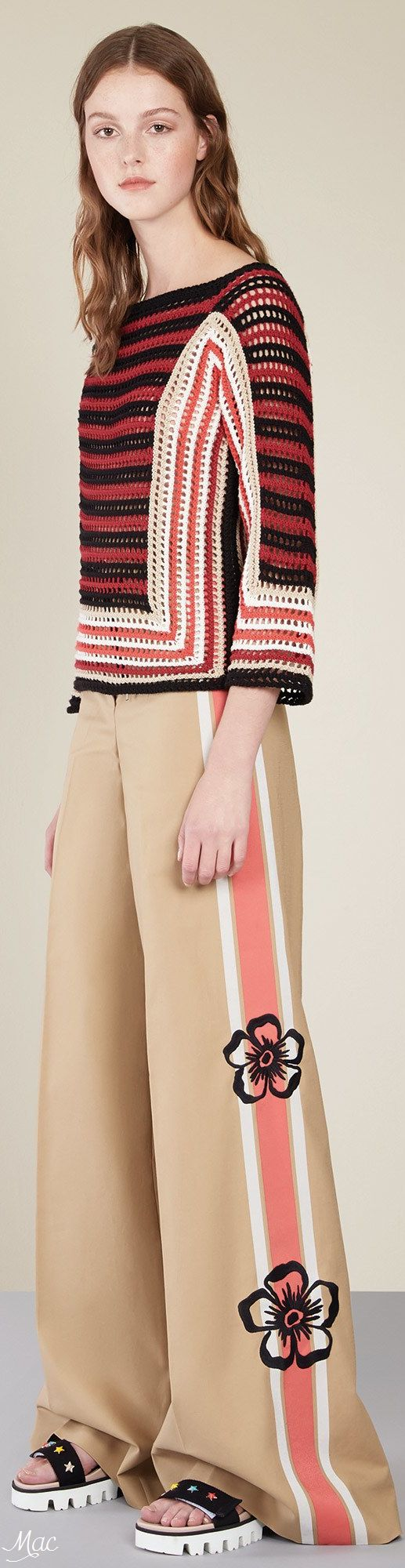 Spring 2017 Ready-to-Wear Red Valentino