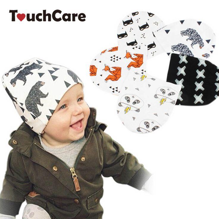 Moda cute baby cappello del bambino bambini neonato ragazza boy infantile del crochet del knit hat cap berretti accessori fotografia puntelli