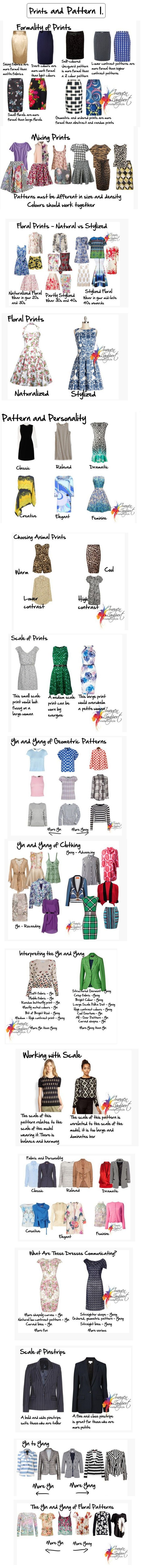 Prints and Patterns, personality, style, Imogen Lamport, Wardrobe Therapy, Inside out Style blog, Bespoke Image, Image Consultant, Colour Analysis