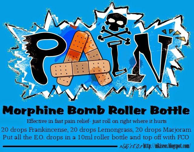 doterra morphine bomb - Google Search