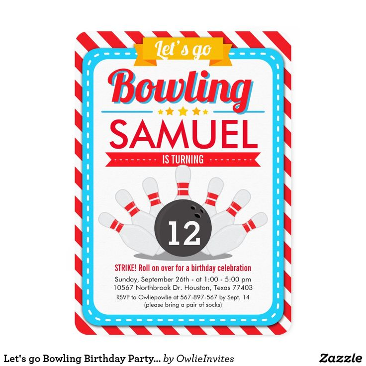 Best 25+ Bowling party invitations ideas on Pinterest Bowling - bowling flyer template