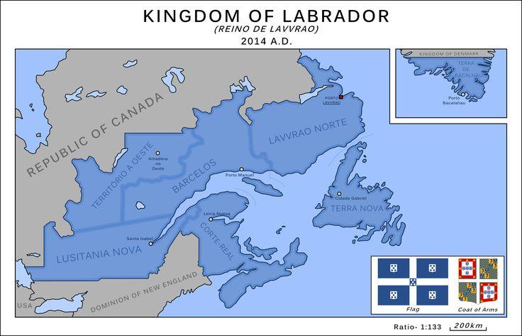 Kingdom of Labrador by SoaringAven.deviantart.com on @deviantART